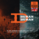 Duran Duran - In The Darkest Place You Can Find (cover)