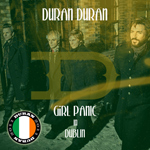 Duran Duran - Girl Panic In Dublin (cover)