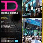 Duran Duran - Ellen DeGeneres Show (back cover)