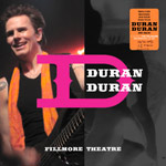Duran Duran - The Fillmore Theatre (cover)