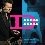 Duran Duran - Foxwoods MGM Grand (cover)