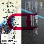 "Duran Duran - Girl Panic 7"" (back cover)"