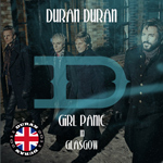 Duran Duran - Girl Panic In Glasgow (cover)
