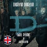 Duran Duran - Girl Panic In Glasgow (cover)