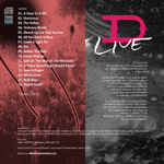 Duran Duran - Greatest Thing Alive (back cover)