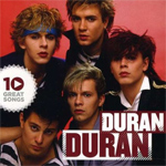 Duran Duran - 10 Great Songs (cover)