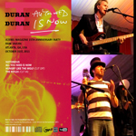 Duran Duran - All You Need Is Jezebel (back cover)