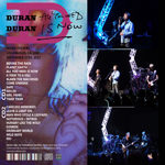Duran Duran - All You Need Is Los Angeles (back cover)