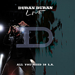 Duran Duran - All You Need Is L.A. 2LP (cover)