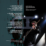Duran Duran - All You Need Is L.A. 2LP (back cover)