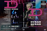 Duran Duran - Live At Nokia Theatre (cover)