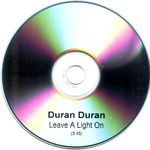 Duran Duran - Leave A Light On (back cover)