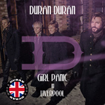 Duran Duran - Girl Panic In Liverpool (cover)