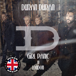 Duran Duran - Girl Panic In London (cover)