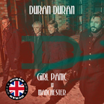Duran Duran - Girl Panic In Manchester (cover)