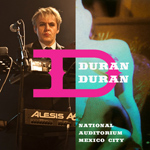 Duran Duran - National Auditorium Mexico City (cover)