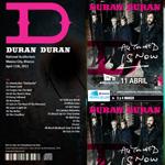 Duran Duran - Mexico City (back cover)