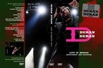 Duran Duran - Live In Mexico 2011 (cover)