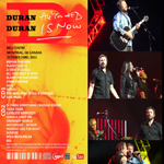 Duran Duran - All You Need Is Montreal (back cover)