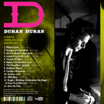 Duran Duran - Le National Montreal (back cover)