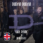 Duran Duran - Girl Panic In Newcastle (cover)
