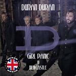 Duran Duran - Girl Panic In Newcastle (cover)
