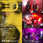 Duran Duran - All You Need Is New York (back cover)