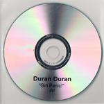 Duran Duran - Girl Panic (back cover)