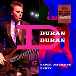 Duran Duran - Paper Magazine Party (cover)