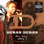 Duran Duran - All You Need Is Philadelphia (cover)