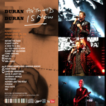 Duran Duran - All You Need Is Philadelphia (back cover)