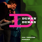 Duran Duran - Fox Theatre Pomona (cover)