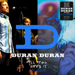 Duran Duran - All You Need Is Portland (cover)