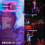 Duran Duran - All You Need Is Saratoga (back cover)