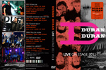Duran Duran - Live On Stage 2011 (Vol.2) (cover)