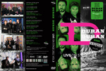 Duran Duran - Live On Stage 2011 (vol.3) Remastered (cover)