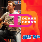 Duran Duran - Star94 Studio (cover)