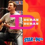 Duran Duran - Star94 Studio (cover)