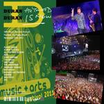 Duran Duran - SWU Festival 2011 (back cover)