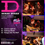 Duran Duran - 2nd Chance Prom (back cover)