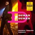 Duran Duran - Phoenix Theatre Toronto (cover)