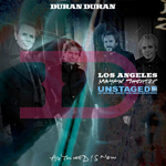 Duran Duran - Unstaged (cover)