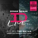 Duran Duran - Unstaged (2014 Re-edit) (cover)