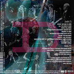 Duran Duran - Unstaged (back cover)