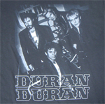 Duran Duran - Bandshot 2012 T-Shirt (cover)