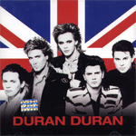 Duran Duran - Best Bands From Great Britain (cover)