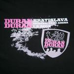 Duran Duran - Bratislava 2012 T-shirt (cover)