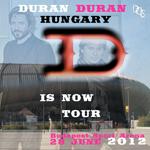 Duran Duran - Papp László Budapest Sport Arena (cover)