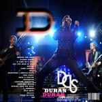 Duran Duran - Papp László Budapest Sport Arena (back cover)