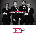 Duran Duran - Calendar 2012 (cover)